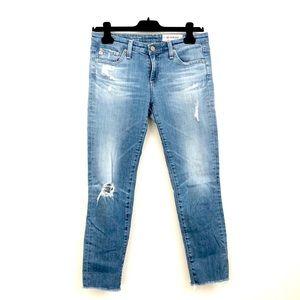 AG Stilt Crop jeans